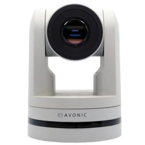 Avonic CM40 PTZ camera with 20x zoom