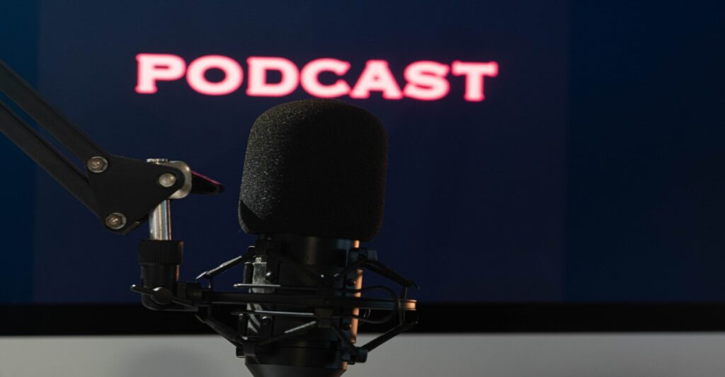 Creating a video podcast