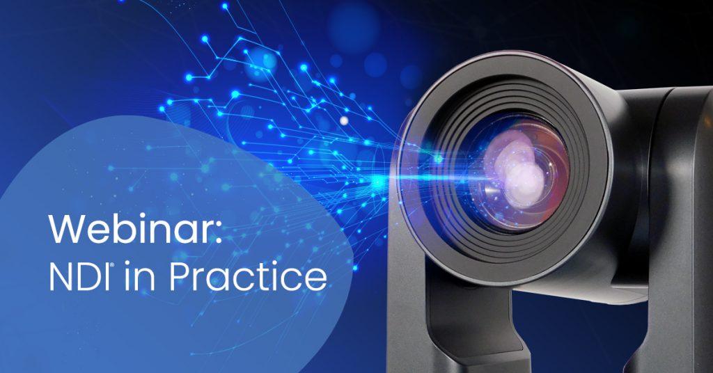 Webinar NDI in practice