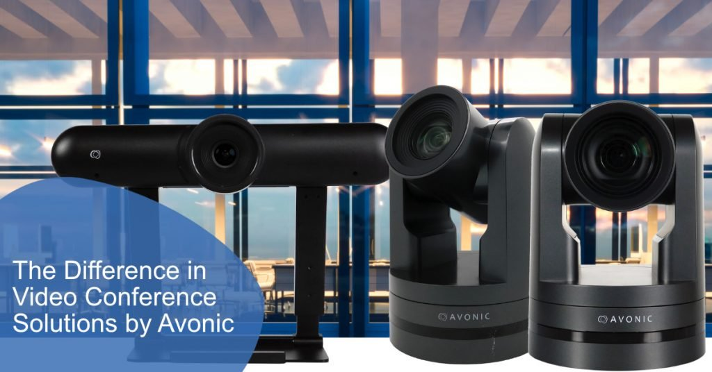 Blog about Video Conference Cameras