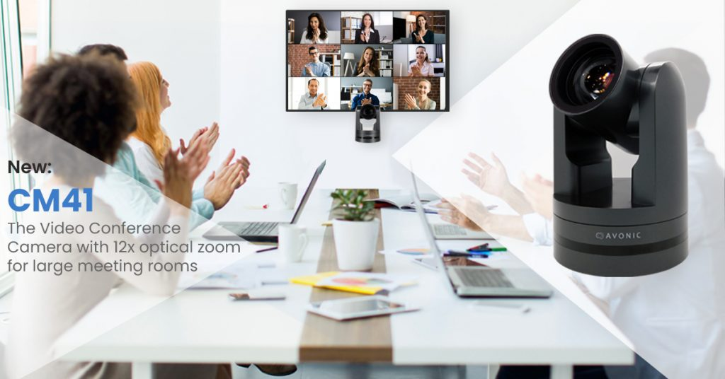 New CM41 Video Conference Camera