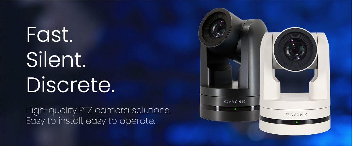 New CM70-NDI PTZ camera